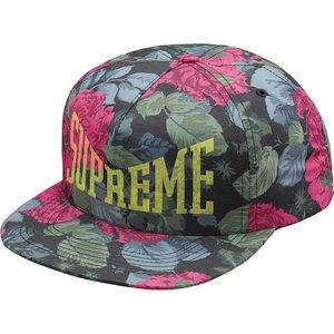 Supreme Floral 5-Panel SS/18 Release: 28th June 18